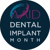 Dental Implant Month logo