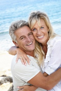 Smile more with dental implants from Columbus implant dentist Dr. Walt Mick.
